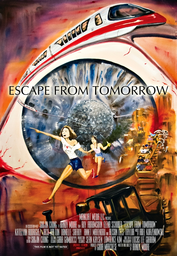 Escape From Tomorrow póster