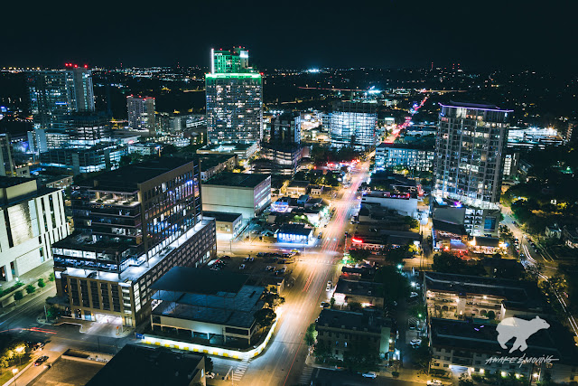 West 6th Street. Austin, TX.