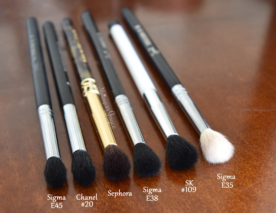 Sigma E39 Buff Blend Brush Review Dupe