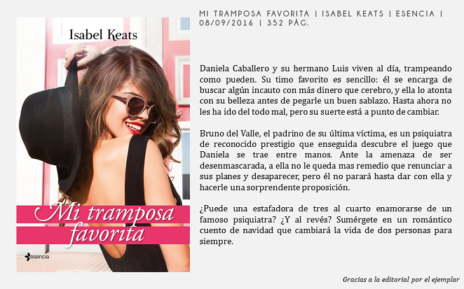 mi-tramposa-favorita-isabel-keats