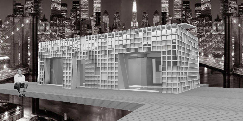 Arquitectura arquidea casa prefabricada proyecto on on for Arquitectura prefabricada