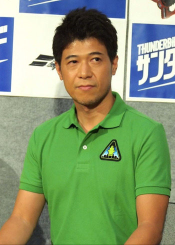 Eiji Hanawa sebagai Yosuke Endo