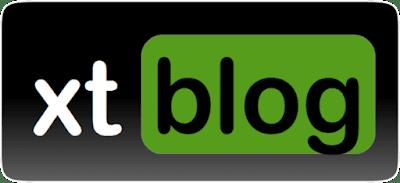 xtblog logo by weblogwap