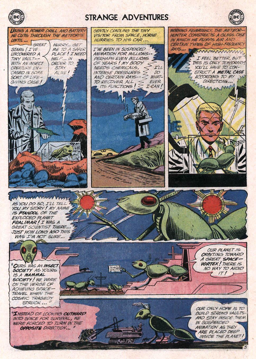 Strange Adventures (1950) issue 137 - Page 17