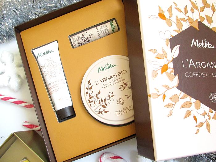 X-MAS Gift Guide: Melvita Weihnachtssets L´ARGAN BIO Weihnachtsbox - 27.00 Euro