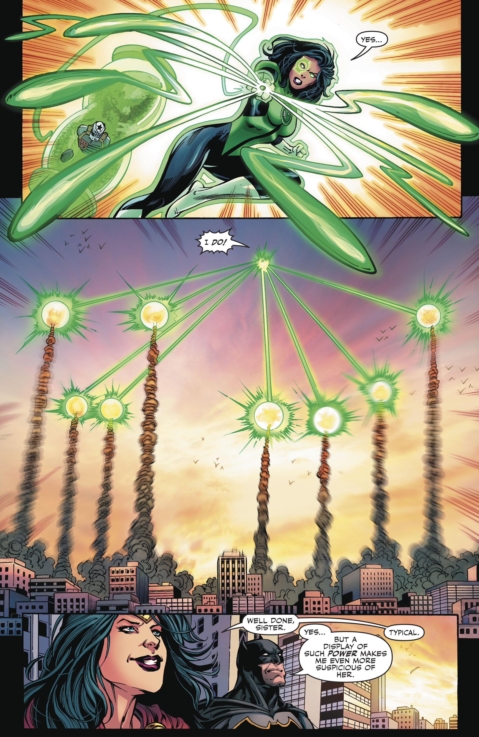 Read online Justice League (2016) comic -  Issue #23 - 21
