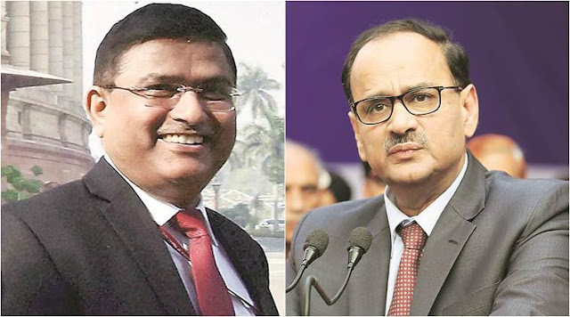 Mud flies in war within CBI, Asthana sent list against Verma, with over a dozen complaints