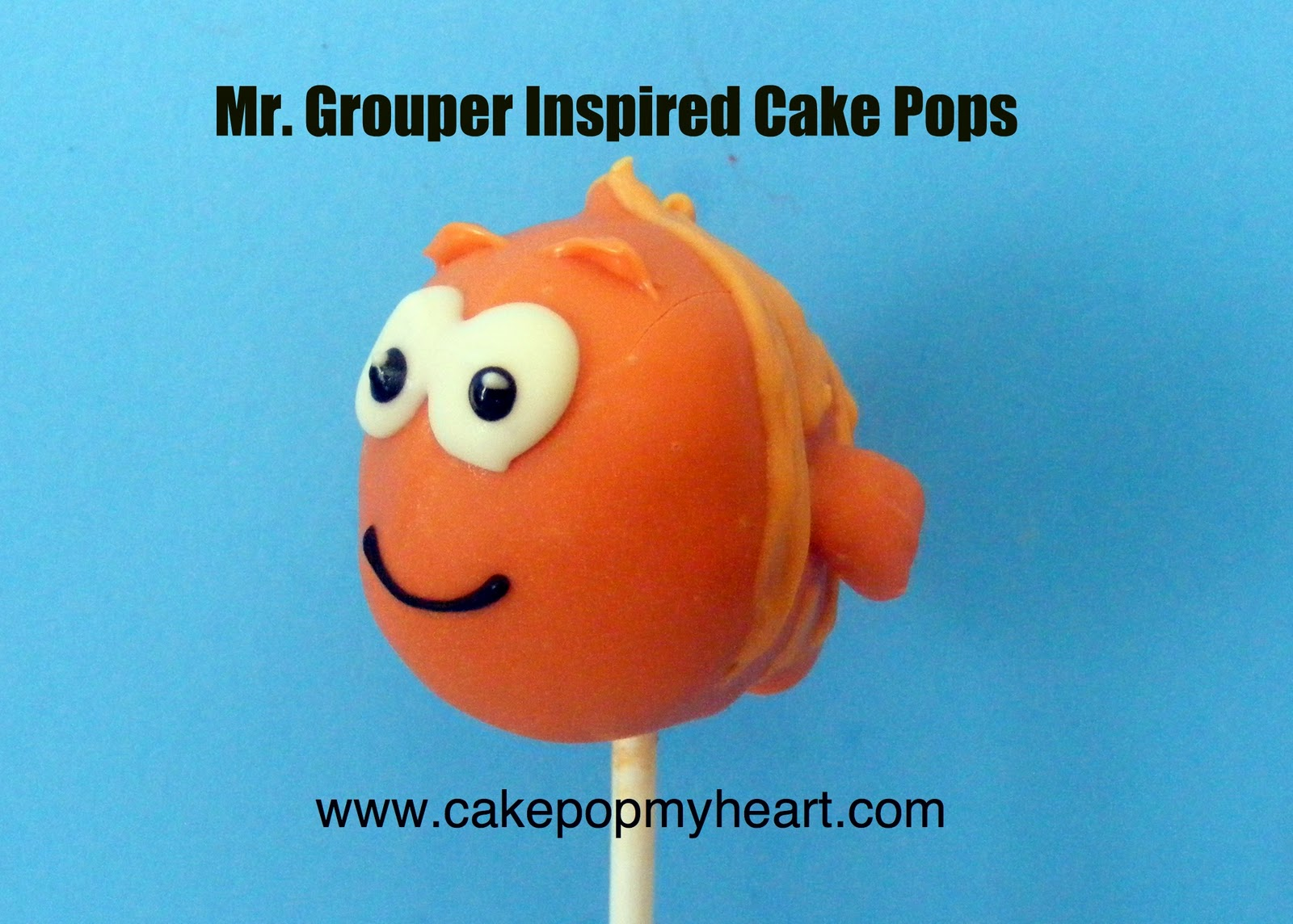 Cake Pop My Heart Bubble Guppies