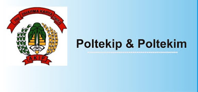 Sekolah Kedinasan Poltekim dan Poltekip