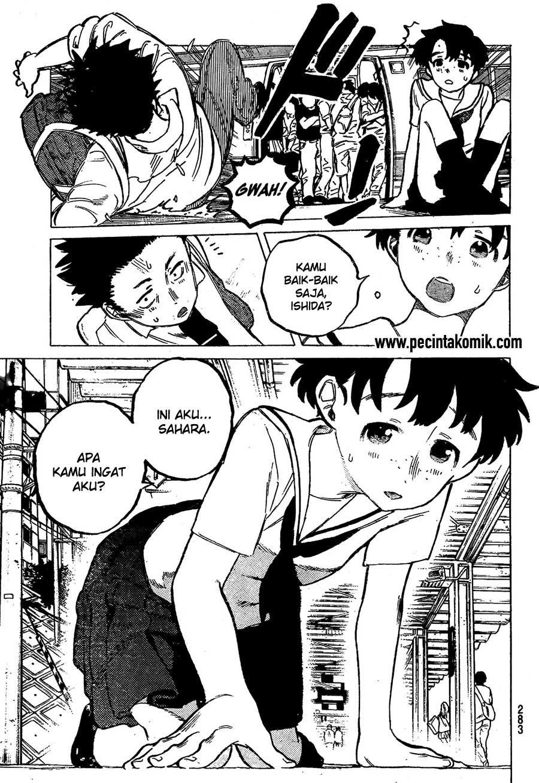 Koe no Katachi Chapter 16-12