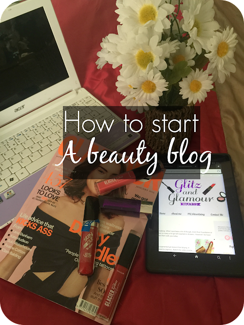 How to start a beauty blog