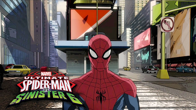 Download Ultimate Spider-Man vs the Sinister 6 (Season 4) HINDI Episodes [HD]