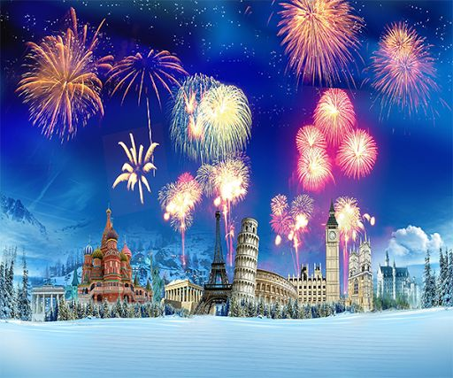 [500+] Happy New Year 2018 HD Wallpapers, Images, Pictures, GIF, Live Wallpapers for Desktop ...