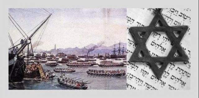 3 Ιανουαρίου 1850: Υπόθεση Πατσίφικο. Οι παρεμβάσεις Άγγλων και Εβραίων!