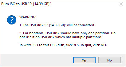 How to make bootable Pendrive (USB) to install Windows, Linux, VMware from an ISO