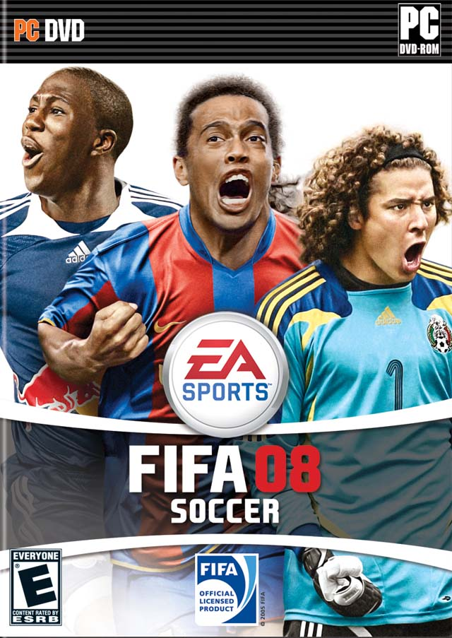 Download Game FIFA 08 High Compressed PC | Batar Del Rey