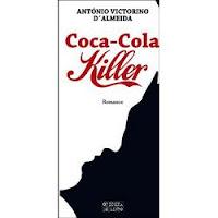 Livro para ler no verão Coca-Cola Killer de António Victorino d'Almeida