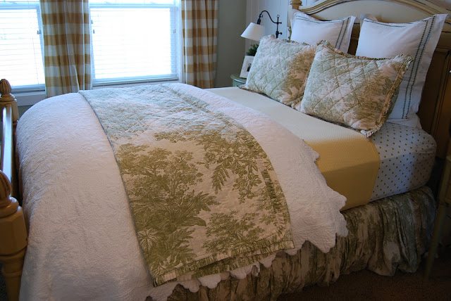 How To Make Your Bed Guest Post From Homes By Heidi The