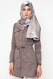 24 Baju Atasan Setelan Celana Panjang Untuk Wanita Muslim Gaya Terkini