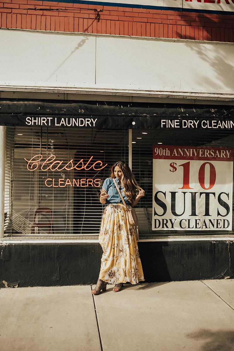 fall outfit ideas, salt lake city fashion, provo fashion article