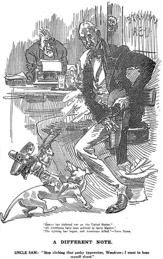 Oz Typewriter When Australia Ridiculed Woodrow Wilson S
