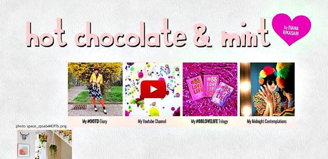 Menggali Ilmu Dari Diana Rikasari HOT CHOCOLATE & MINT