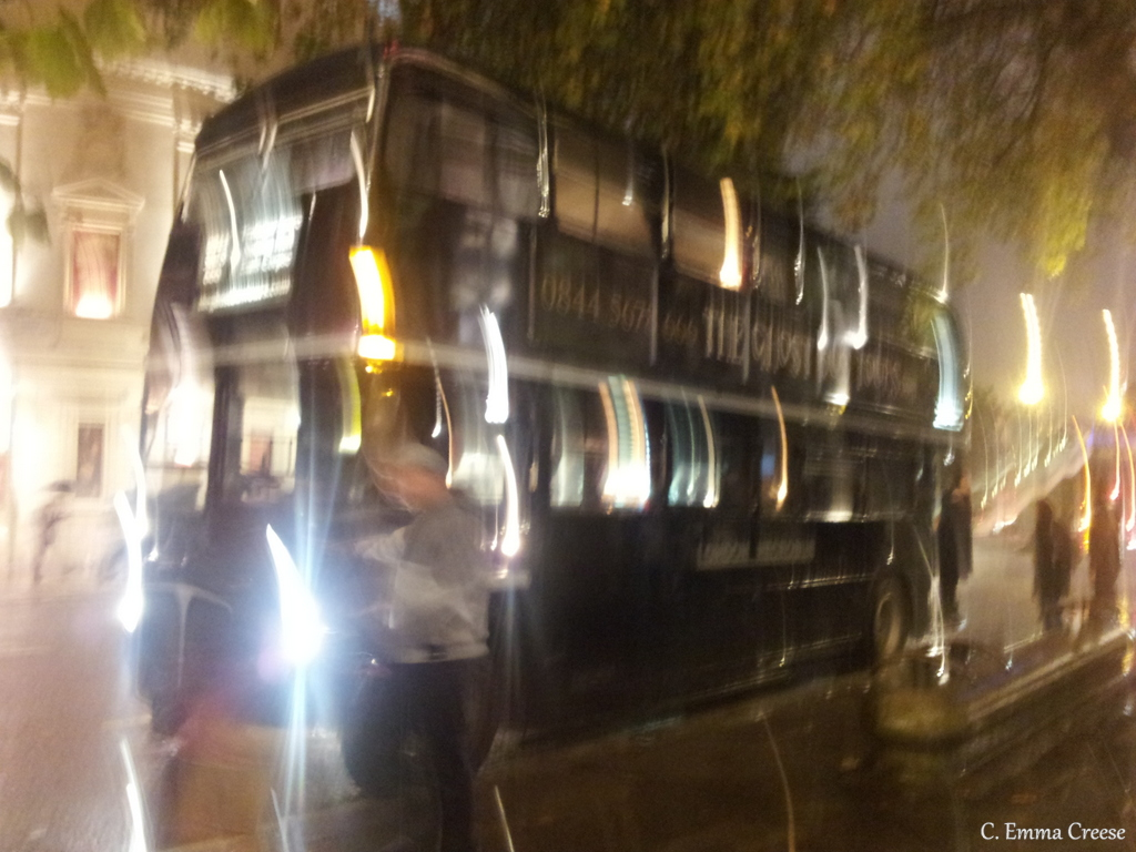 Bus Ghost Tours In Gettysburg Pa