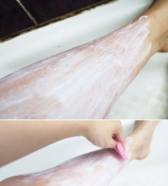 Sử dụng kem triệt lông có công dụng bao lâu