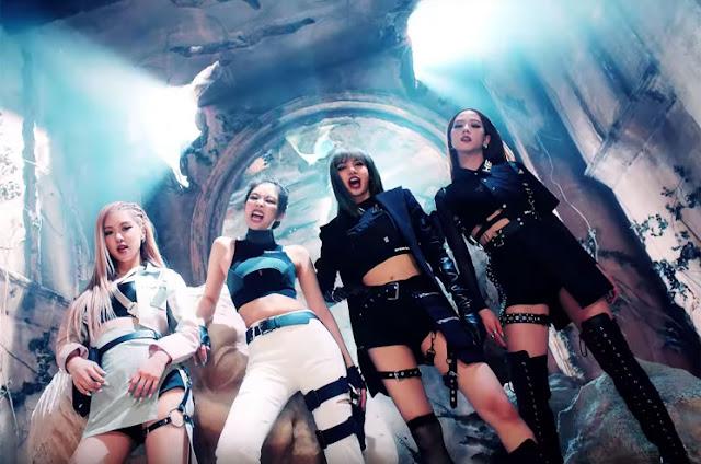Lirik Lagu BlACK PINK, Kill This Love MP3 dan Terjemahan bahasa Indonesia
