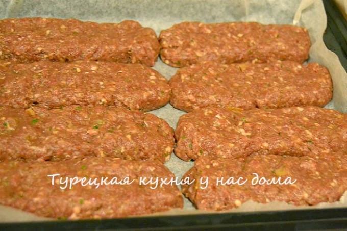 рецепт адана кебаб