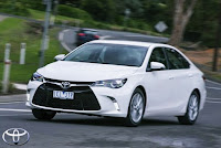 2015 Toyota Camry Atara S Specs Review