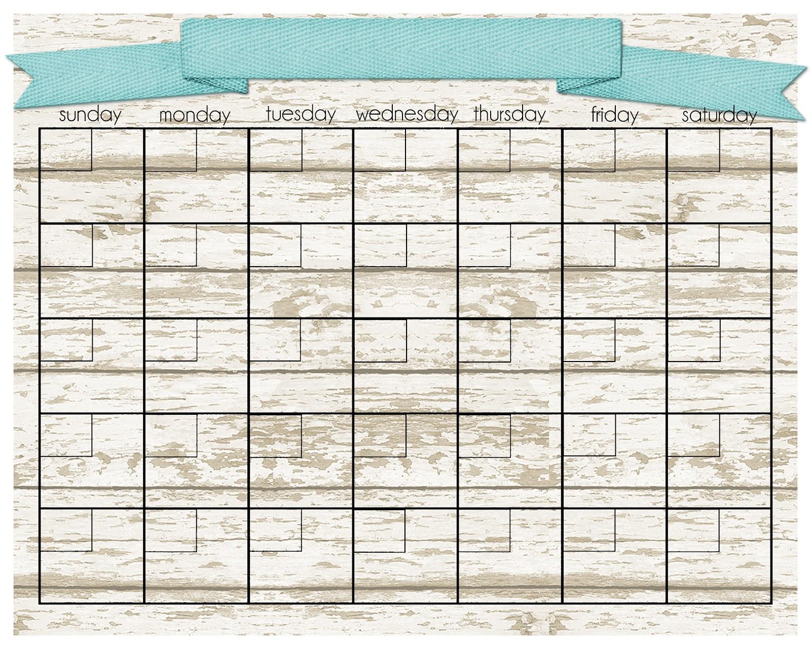 My 3 Monsters Diy Dry Erase Calendar With Free Printable