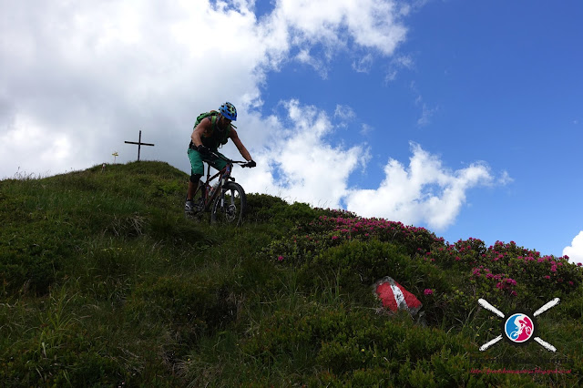 Blogger Mountainbike