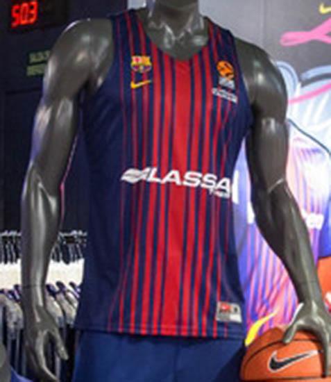 a5495586d00 FC Barcelona 2017-2018 Basketball