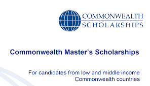 Commonwealth Scholarship 2019