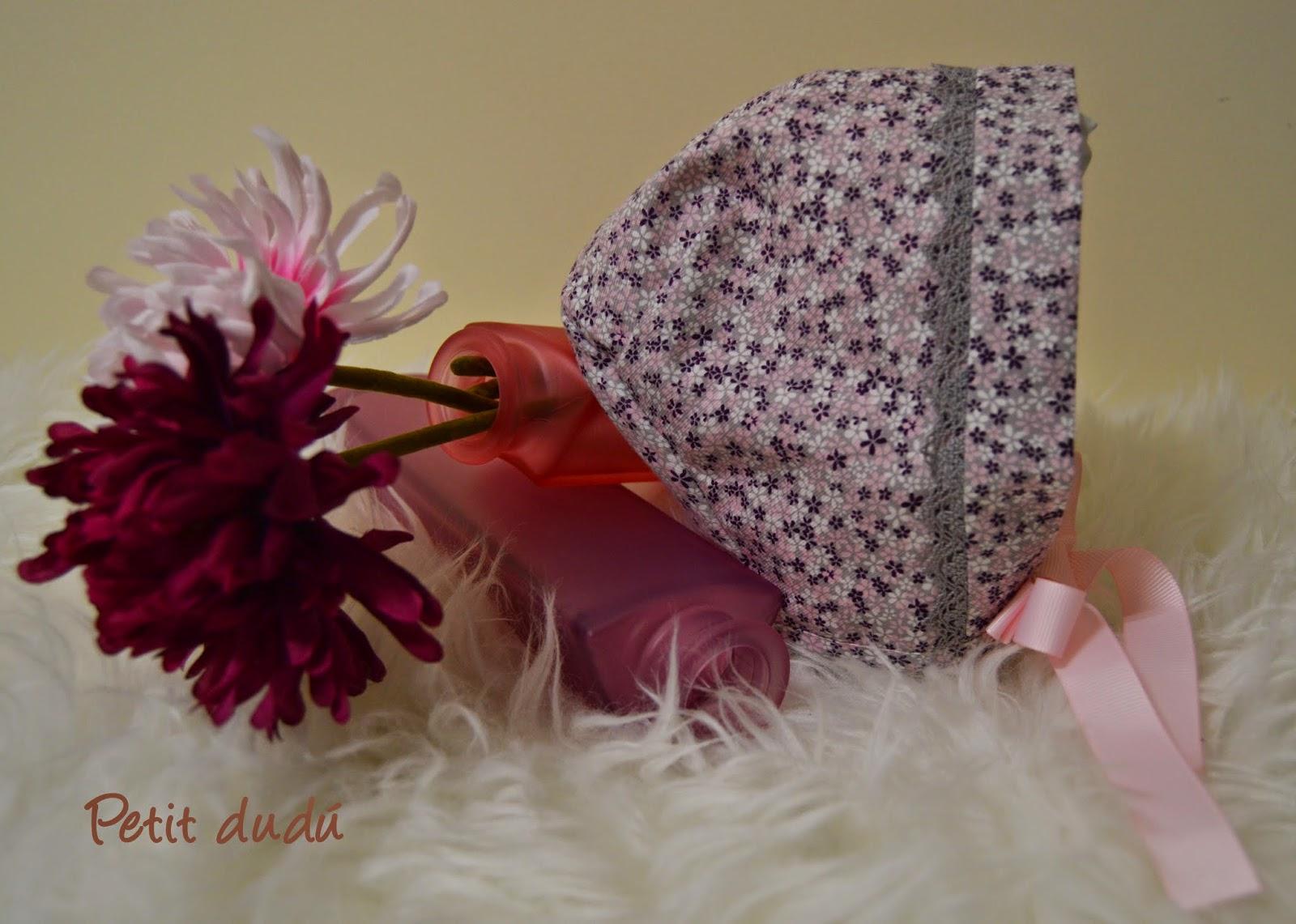 vestido de flores petitdudu