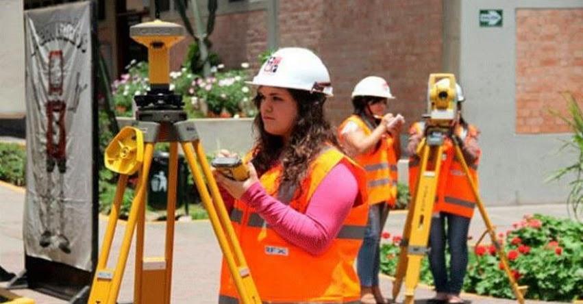 Solo 23 % de mujeres estudian Ingeniería en Lima Norte