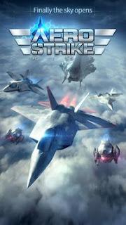 Aero Strike MOD APK [Unlimited Money] v1.0.4 Terbaru 2017