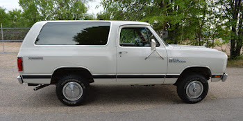The Best Dodge Ramcharger For Sale Uk