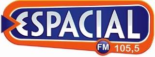 Rádio Espacial FM 105,5 de Pára de Minas MG ao Vivo e Online