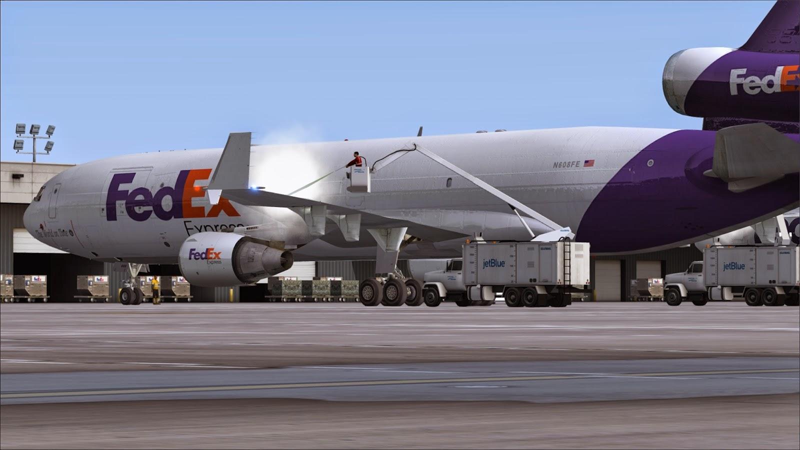 Flight Sim Follies, aka The Nutter Newsletter: The Mighty MD-11
