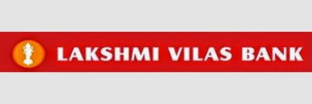 Latest Bank Jobs :- Lakshmi Vilas Bank Recruitment 2015