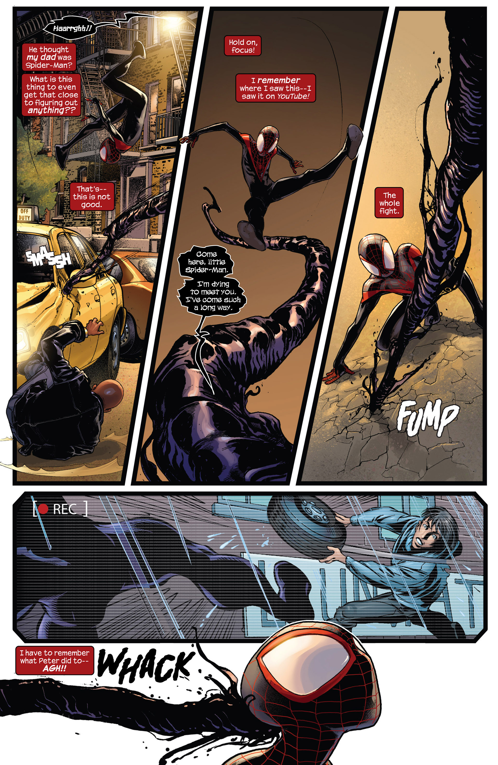 Read online Ultimate Comics Spider-Man (2011) comic -  Issue #20 - 7