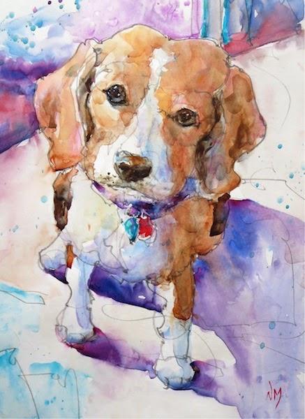 Nora Macphail Artist May 2014