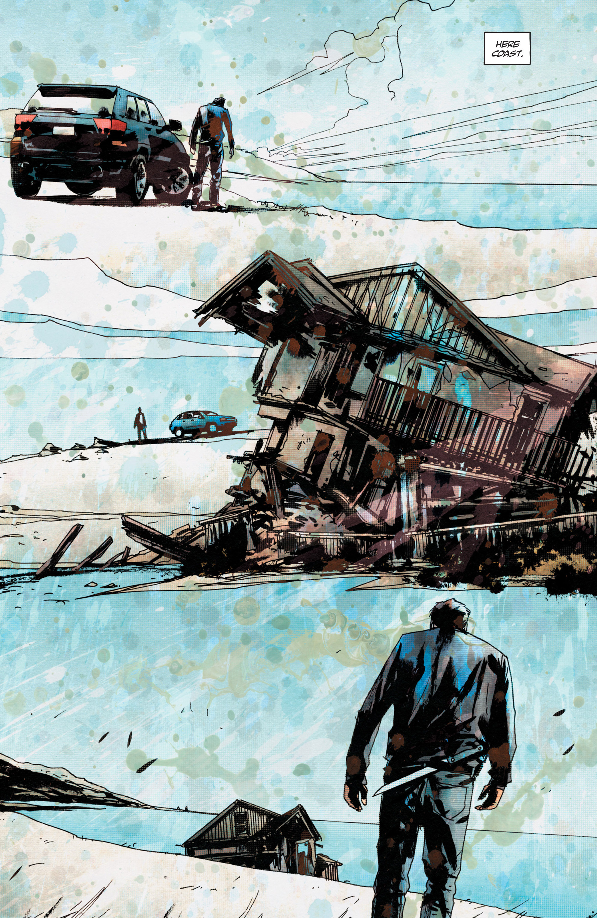 Read online Wytches comic -  Issue #4 - 9