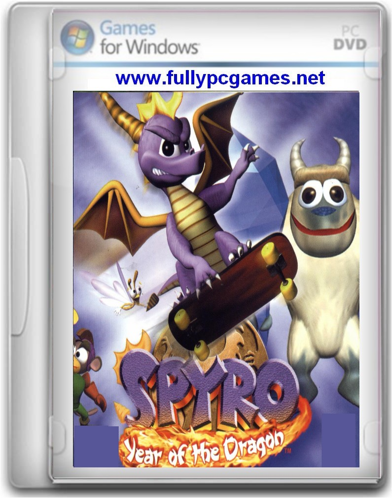 Spyro the Dragon - Fun Online Game - Games HAHA