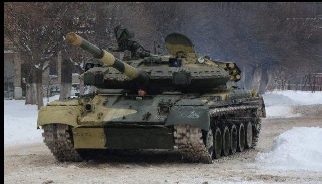"""Україна повезе на біатлон НАТО танки Т-84У """"Оплот"""""""
