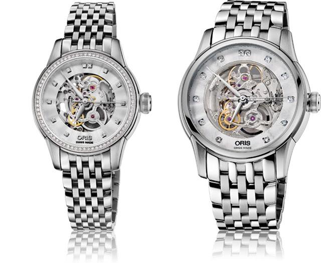 Mẫu đồng hồ cơ tự động cho quý ông