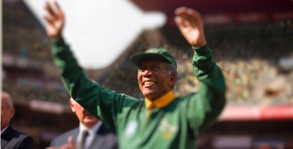 """Filme """"Invictus"""" conta a história de Nelson Mandela"""