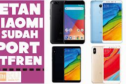Daftar Deretan HP Xiaomi Support 4G Smartfren Paling Update